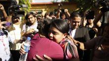 Condenan a veinte años de cárcel al padrastro de la salvadoreña juzgada por aborto