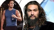 Jason Mamoa scolds Chris Pratt for using single-use plastic bottle