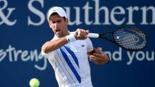 Djokovic vence Struff e enfrenta Bautista na semifinal do Masters 1000 de Cincinnati