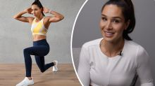 Kayla Itsines unveils new BBG Zero Equipment workout program