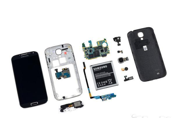 Galaxy S4 teardown reveals the silicon beauty within the plastic beast