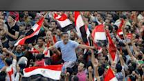 Raw: Celebration Continues in Cairo