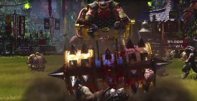 'Blood Bowl 2' gets medieval on the football field