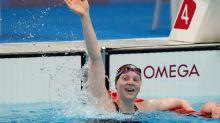 Tokyo Olympics live updates: Lydia Jacoby strikes gold in women's 100 breaststroke, Naomi Osaka upset