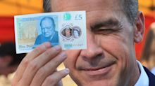 The new £5 note has a major grammar blunder...But have you spotted it?