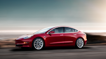 Elon Musk said Tesla's Model 3 owners will be able to control 'pretty much anything' in the car with their voices soon (TSLA)