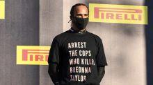 Nach Hamilton-T-Shirt: FIA reagiert mit neuer Podium-Richtlinie