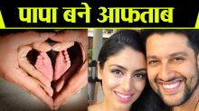 Aftab Shivdasani and wife Nin Dusanj blessed with baby girl