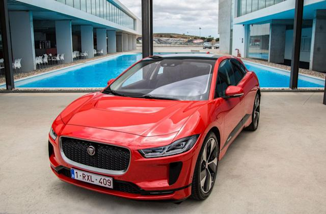 Jaguar I-Pace review: A luxury EV that can tackle anything