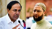 AIMIM opposes Bharat Ratna to PV Narasimha Rao, boycotts Telangana Assembly session