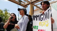 U.S.  judges weigh fate of program protecting young immigrants