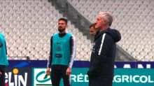 France-Colombie: Deschamps veut faire descendre la pression