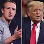 Facebook publicly tears itself apart over Mark Zuckerberg's decision to keep up Trump's posts about the George Floyd protests