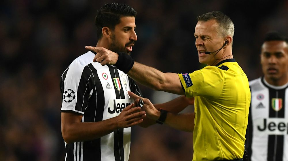 Juventus' Khedira remembers no respect from Madrid fans