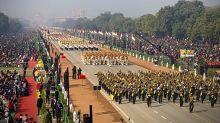 India celebra su Día de la República con un desfile militar