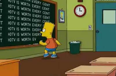 The Simpsons goes HD tonight, new title sequence revealed