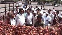 Onion prices at near two-year highs on weak monsoon rains