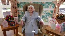 Sobrevivió dos pandemias y dos guerras mundiales, ahora vence al Covid a tiempo para celebrar su 106 cumpleaños