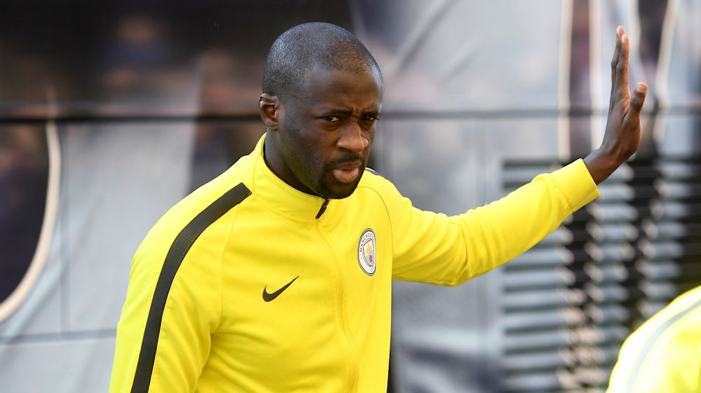 """""""Yaya Touré consideraría fichar por el Manchester United"""""""