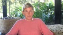 Ellen DeGeneres Finally Breaks Silence on Toxic Work Environment Claims