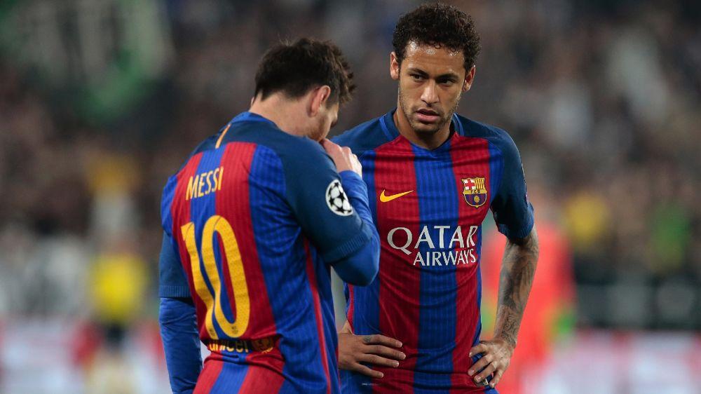 Messi incluyó a Neymar en el festejo ¡por videollamada!