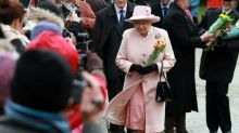 """Wegen Orkantief """"Sabine"""": Queen Elizabeth II. sagt Kirchgang ab"""