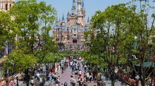 Shanghai Disneyland Closes in Response to China Virus Outbreak