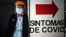 Argentina reporta 8.606 nuevos casos de covid-19 y 448 fallecimientos