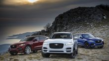 Jaguar F-Pace SVR with 550 horsepower headlines 2019 F-Pace refresh