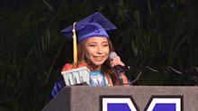Valedictorian's moving speech honoring migrant farm worker parents goes viral