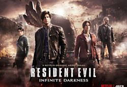 'Resident Evil: Infinite Darkness' premieres on Netflix July 8th