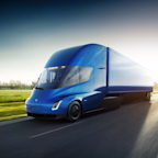 The Tesla Semi was designed to be a long-range spaceship for the road (TSLA)