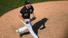White Sox' Liam Hendriks called out for 'temper tantrum' in the rain