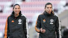 USWNT stars Heath, Press leave Manchester United