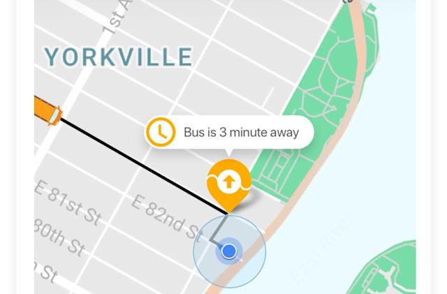 Via shares its ride-pooling technology with NYC public schools
