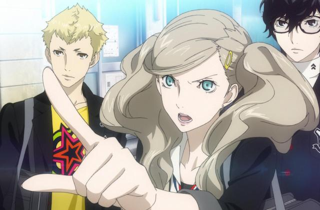 'Persona 5' US release delayed to April 2017