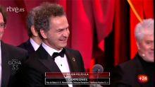 Los Goya se rinden ante la ternura y superación de 'Campeones', por sobre la historia de corrupción de 'El Reino'
