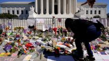 Three days of tribute at U.S. Supreme Court and Capitol begin for Ruth Bader Ginsburg