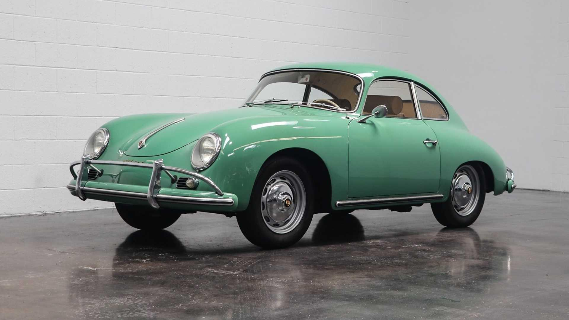 Is This 356 The Genesis Of Sports Cars?