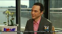 "Friday Flix: Jim Parsons Talks About ""Home"""