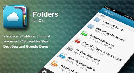Box acquires Folders, in what sounds like the least exciting acquisition deal ever