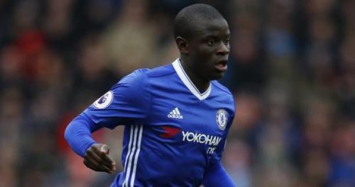 Foot - ANG - N'Golo Kanté fait partie des nommés pour le titre de joueur de l'année PFA