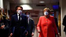 EU agrees huge virus aid plan as Trump backs face masks