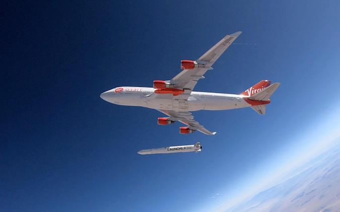 Virgin Orbit plans to send cubesats to Mars as early as 2022
