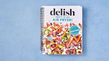 This Is The Absolute Cheapest Delish's Air Fryer Cookbook Has Ever Been