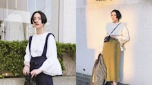 最會穿出好比例的姐妹檔:如果你也欣賞松本惠奈,絕不能錯過妹妹時髦又有型的穿搭風格!