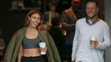 'Strictly Come Dancing's Stacey Dooley out of action after tearing muscle in training injury