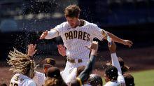 Myers enjoying bounceback season with playoff-bound Padres