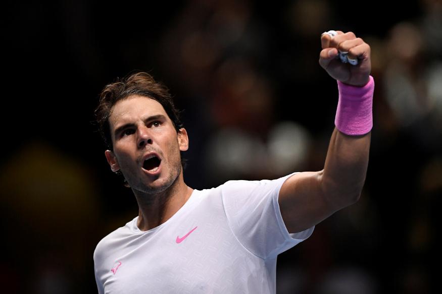 Rafael Nadal Calls on Spain's Athletes to Raise 11m Euros to Fight Coronavirus