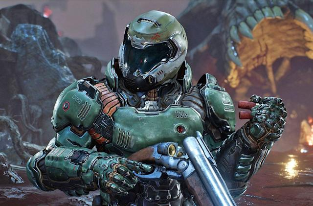 The next 'Doom' movie won't play in theaters